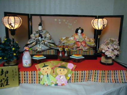 P1050169雛祭り