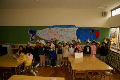 DSC07975青鯉のぼり