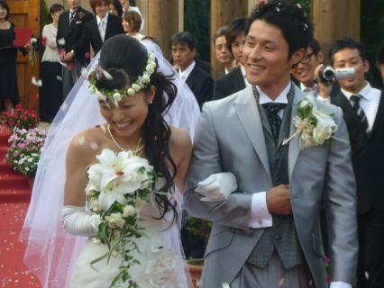 P1060332結婚式5