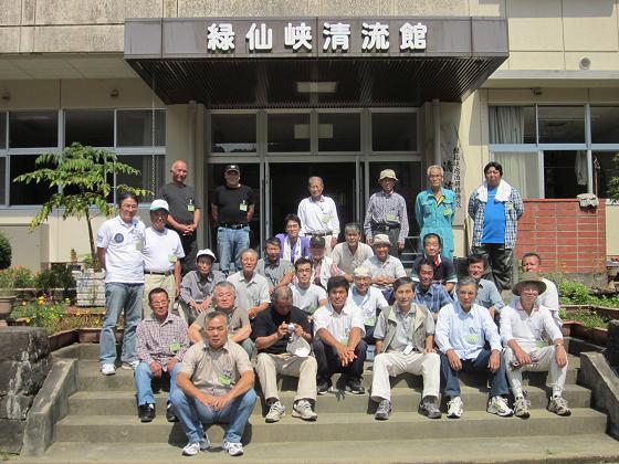 第4回九州ニホンミツバチ会オフ会 10,9,18 002