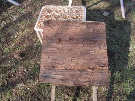 蜂集合板を作る 10,12,17 009