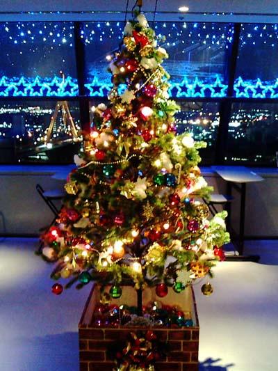 13階クリスマス