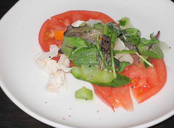 mushidori-salad