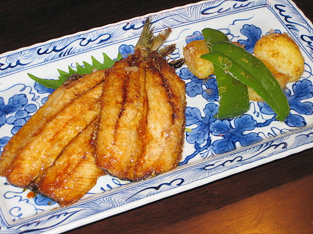 iwashi-kabayaki