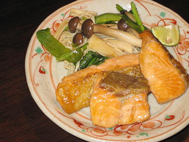 sakemisoyaki