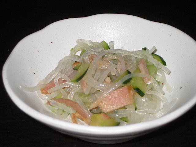 harusame-salad