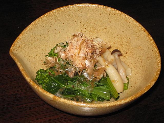 nanohana-nibitashi