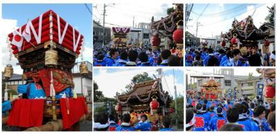 菅原神社祭り画像