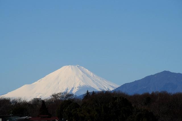 富士山 本宿から