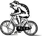 自転車じて吉