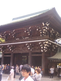 Meiji Shrine No1