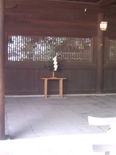 Meiji Shrine No3
