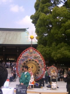 Meiji Shrine No6
