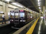 阪急6454号車