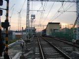 摂津市駅1