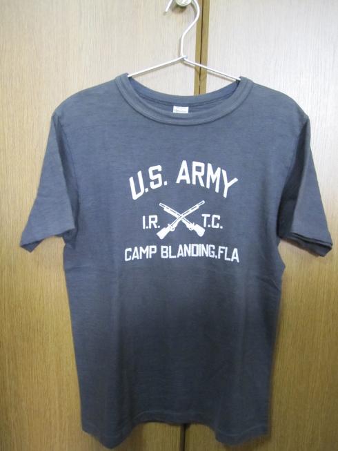 WAREHOUSE CAMP BLANDING T-shirts