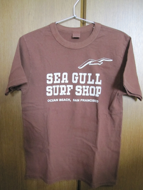 UES SEA GULL T-shirts