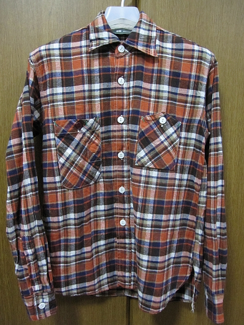 FOB FACTORY Work Nell Shirts