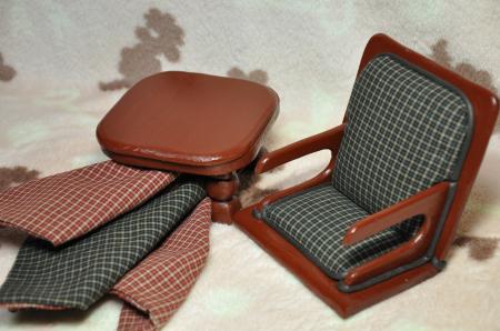 座椅子(緑)