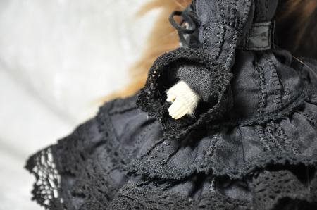 黒いドレス(C)