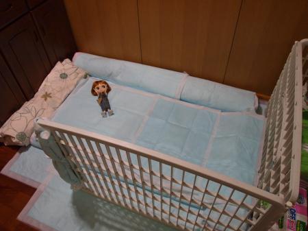 れんちゃんベッド(B)