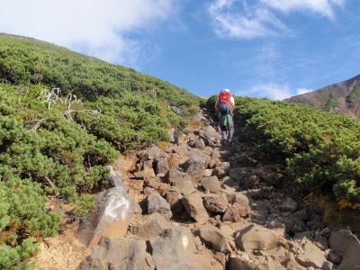 御嶽山山歩き