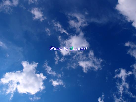 大空と・・・
