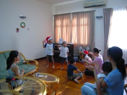 23dec2009 christmas party