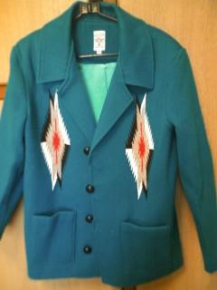 オルテガのジャケット。2011