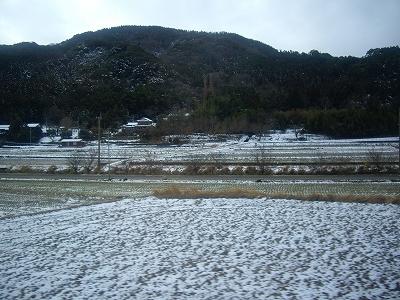 宇佐の雪20090111