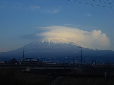 富士山20090112