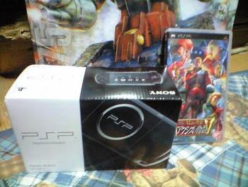 PSP購入したッ!