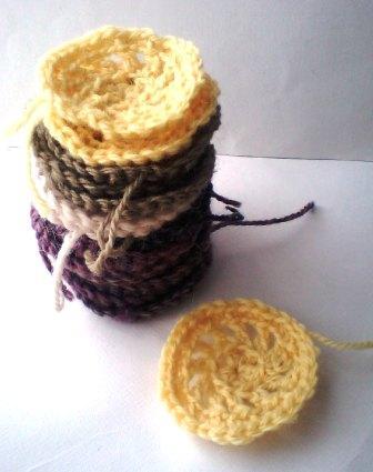 モチーフ編みだめ