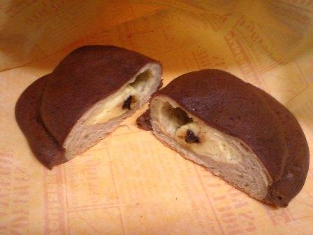 ショコラクリームパン