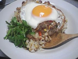 タイ風炒飯