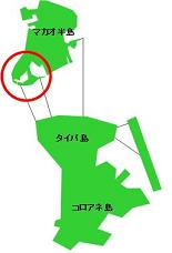 マカオ地図3
