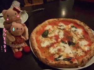 ピザだよー