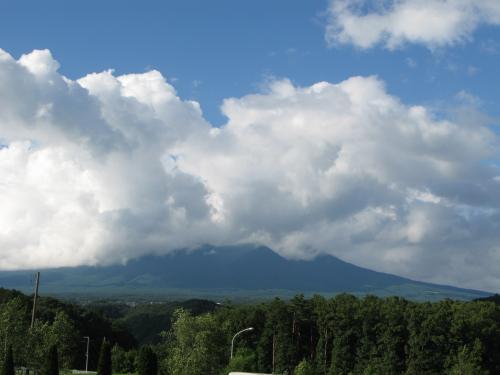 甲斐駒ガ岳