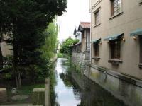 風情のある水路