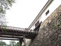 天秤櫓への橋