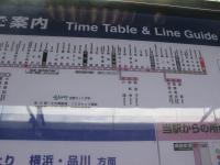 京浜急行 路線図