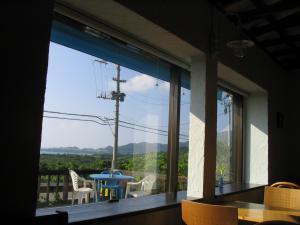 TOMURUからの景色