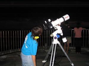 天体望遠鏡~~