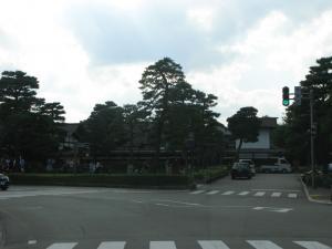 高山 駅前