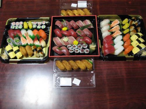 握り寿司~~