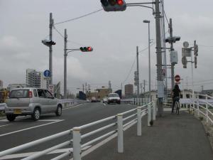 馬込川の橋