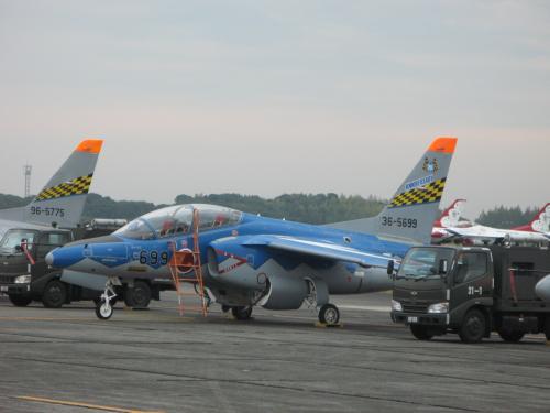 T‐4 20周年記念ペインティング機