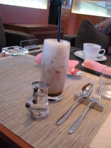 アイス・カフェラテ