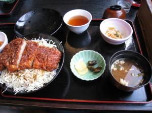 田原ポーク ソースカツ丼
