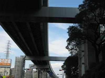上は名古屋高速